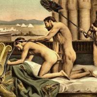 El Sexo Anal  en la Antigüedad