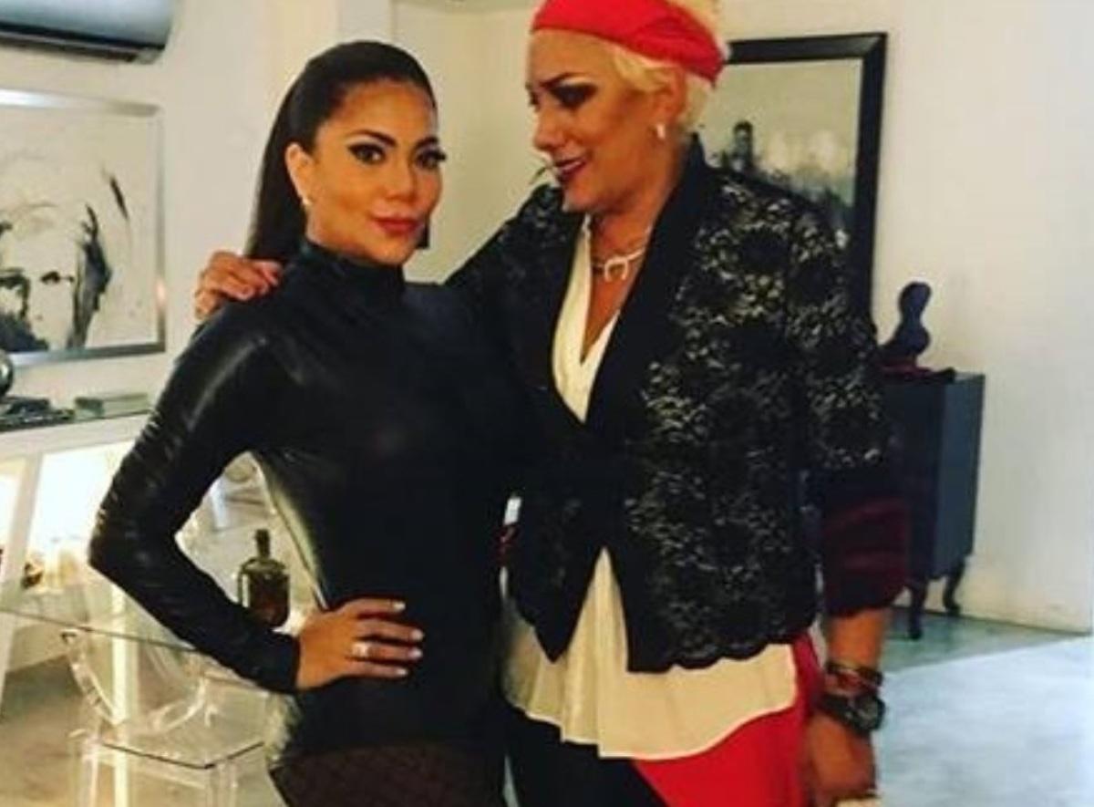"""Entérate porque la actriz """"China Suárez"""" se divorció de su esposa"""