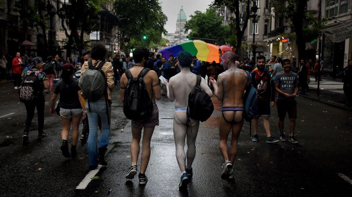 #Argentina| Buenos Aires, confirmada capital gay de América Latina, según la British LGBT