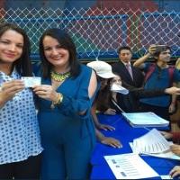 #Ecuador| Adriana Bazurto, intersexual se presentó a junta femenina en estas votaciones
