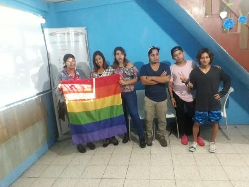 Ecuador Cine reflexivo con temáticas LGBT en Guayaquil diario el diverso (2)