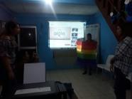 Ecuador Cine reflexivo con temáticas LGBT en Guayaquil diario el diverso (5)
