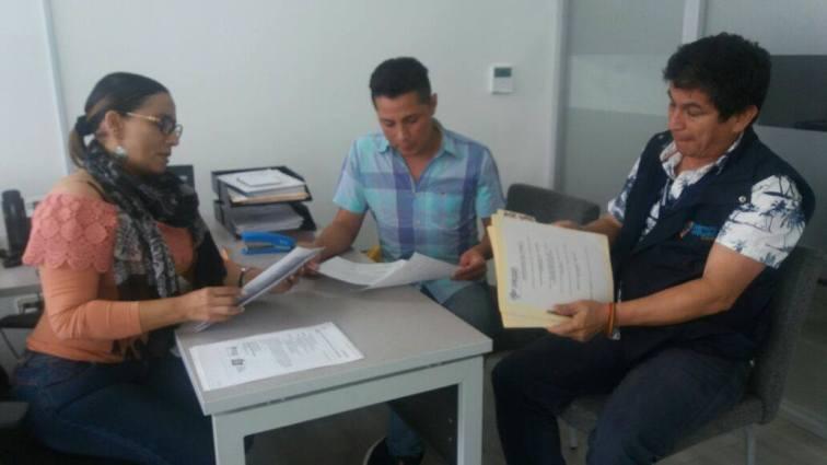 Ecuador ONG comunitaria trabaja con la Defensoria del Pueblo diario el diverso (5)