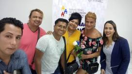 Ecuador ONG comunitaria participa en evento de conformación de la Red Zonal Contra la Violencia a la Niñez y Adolescencia diario el diverso (1)