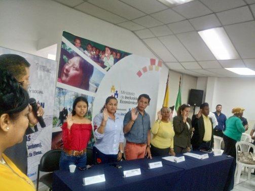 Ecuador ONG comunitaria participa en evento de conformación de la Red Zonal Contra la Violencia a la Niñez y Adolescencia diario el diverso (2)