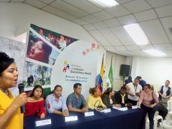 Ecuador ONG comunitaria participa en evento de conformación de la Red Zonal Contra la Violencia a la Niñez y Adolescencia diario el diverso (4)