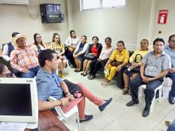 Ecuador ONG comunitaria participa en evento de conformación de la Red Zonal Contra la Violencia a la Niñez y Adolescencia diario el diverso (6)