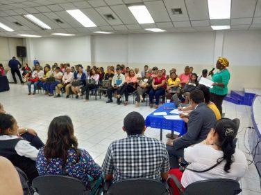 Ecuador ONG comunitaria participa en evento de conformación de la Red Zonal Contra la Violencia a la Niñez y Adolescencia diario el diverso (9)