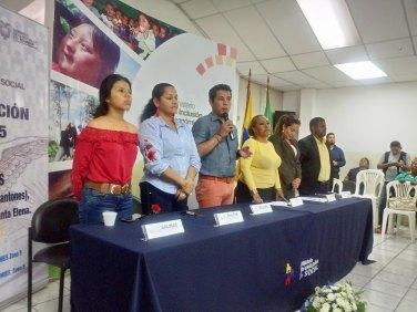 Ecuador ONG comunitaria participa en evento de conformación de la Red Zonal Contra la Violencia a la Niñez y Adolescencia diario el diverso