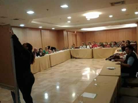 Ecuador ONGs que trabajan en VIH, participaron activamente en el taller de Dialogo País diario el diverso (3)