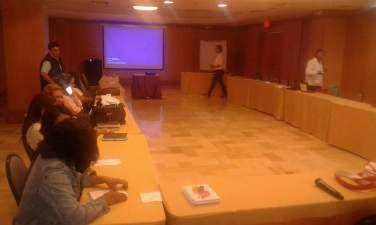 Ecuador ONGs que trabajan en VIH, participaron activamente en el taller de Dialogo País diario el diverso (7)