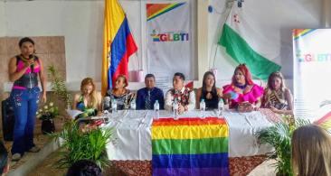 colectivo glbti de milagro realiza ceremonia de reconocimiento diario el diverso ecuador 2