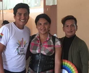 #Ecuador LGBT de cantones rurales realizan desfile por segunda vez diario el diverso (2)