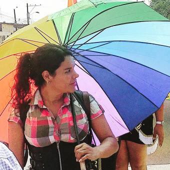 #Ecuador LGBT de cantones rurales realizan desfile por segunda vez diario el diverso (3)