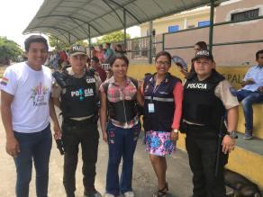 #Ecuador LGBT de cantones rurales realizan desfile por segunda vez diario el diverso (4)
