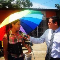 #Ecuador LGBT de cantones rurales realizan desfile por segunda vez diario el diverso (9)