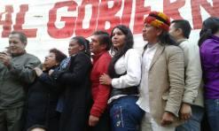 #Ecuador LGBT protestan contra el gobierno de Lenín Moreno en marcha masiva diario el diverso ecuador6