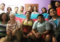 #Ecuador Transmasculinos Ftm se capacitan en liderazgo diario el diverso1