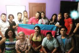 #Ecuador Transmasculinos Ftm se capacitan en liderazgo diario el diverso