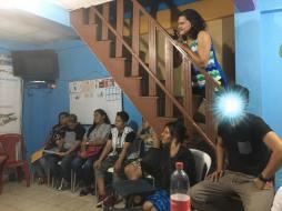 #Ecuador Transmasculinos Ftmse capacitan en liderazgo diario el diverso3