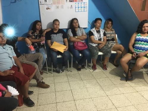 #Ecuador Transmasculinos Ftmse capacitan en liderazgo diario el diverso4