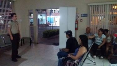 #Ecuador Vigilantes Seguros son dirigidos por una mujer Transgenero diario el diverso 2