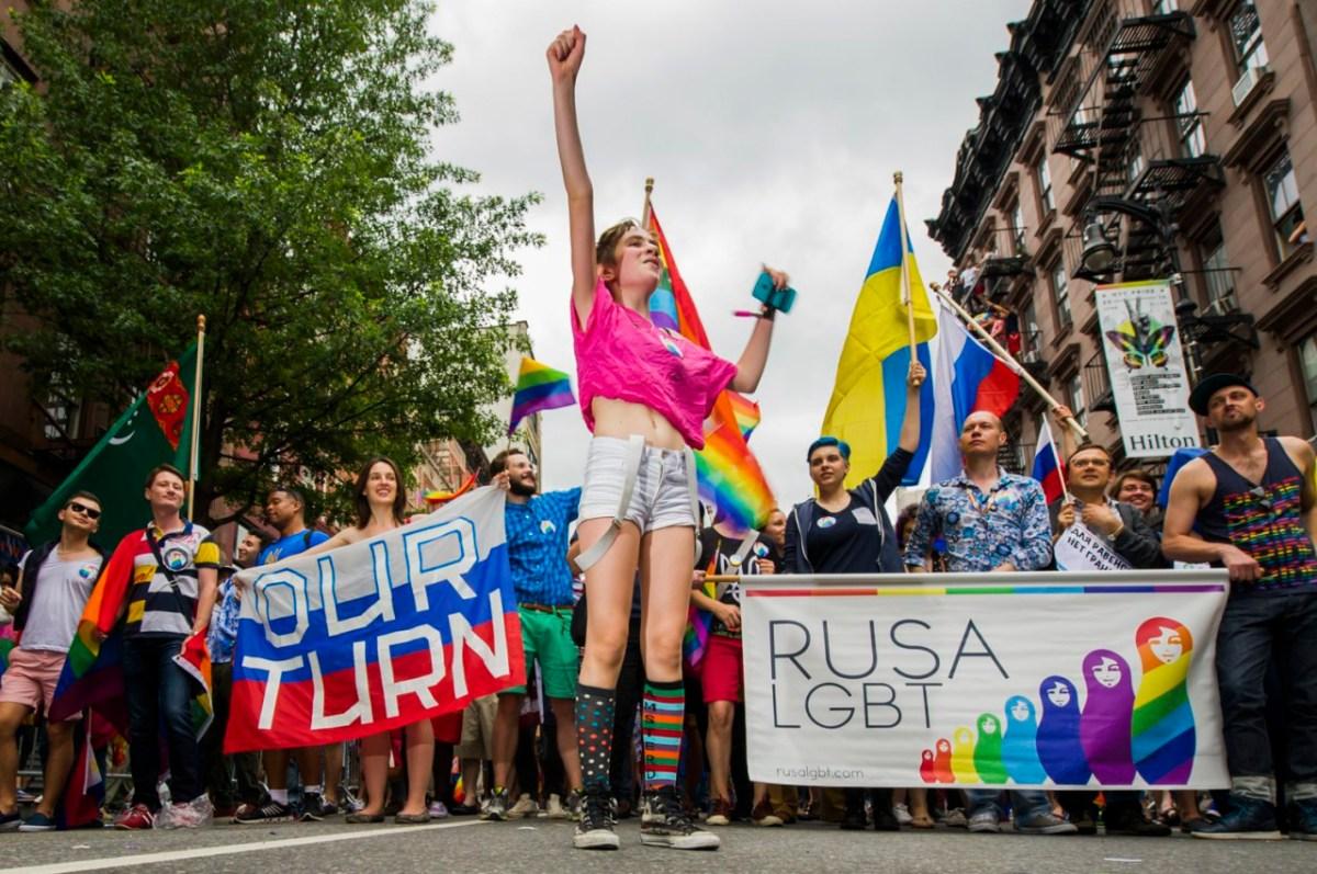 #Rusia| Crearán Casa LGBT en el marco de la Copa Mundial 2018