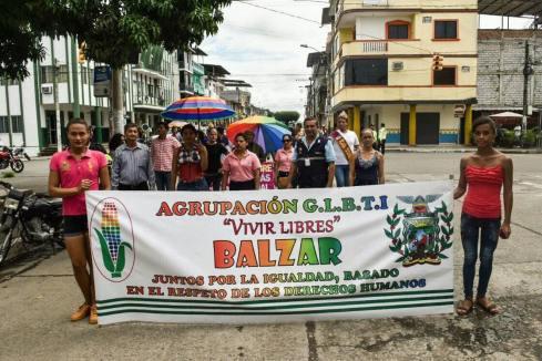#Ecuador Colectivos rurales de Guayas inician empoderamiento diario el diverso ecuador (18)