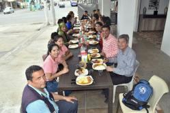#Ecuador Colectivos rurales de Guayas inician empoderamiento diario el diverso ecuador (19)