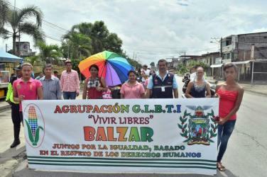 #Ecuador Colectivos rurales de Guayas inician empoderamiento diario el diverso ecuador (23)