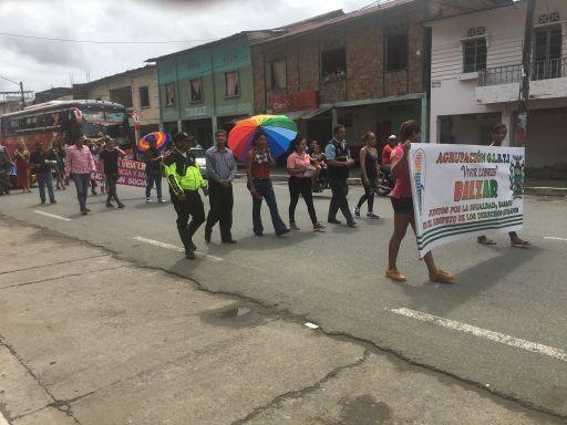 #Ecuador Colectivos rurales de Guayas inician empoderamiento diario el diverso ecuador (24)
