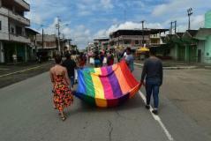 #Ecuador Colectivos rurales de Guayas inician empoderamiento diario el diverso ecuador (25)