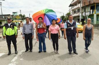 #Ecuador Colectivos rurales de Guayas inician empoderamiento diario el diverso ecuador (3)