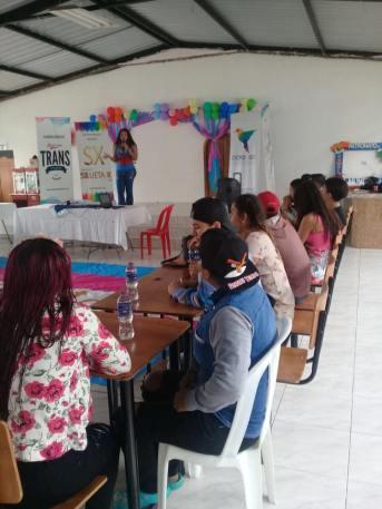 #Ecuador La Coalición Nacional Trans se reunió por primera vez por sus derechos Diario El Diverso Ecuador3