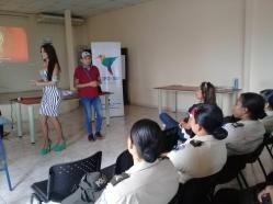 #Ecuador Cine Foro LGBT en Santo Domingo de los Tsachilas Diario El Diverso Ecuador2