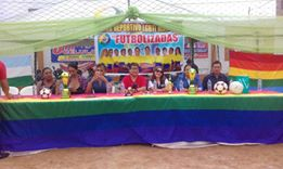 Primera integración deportiva LGBT en Huaquillas Diario El Diverso Ecuador7
