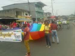 #Ecuador Colectivos LGBT afros reivindican derechos con actividades-Diario El Diverso Ecuador