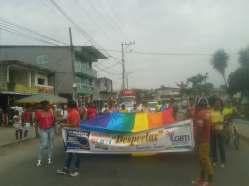 #Ecuador Colectivos LGBT afros reivindican derechos con actividades-Diario El Diverso Ecuador2