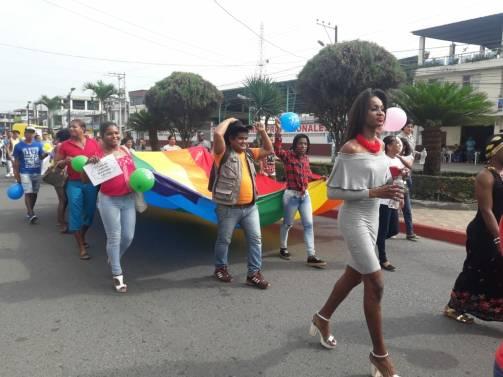 #Ecuador Colectivos LGBT afros reivindican derechos con actividades10