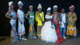 #Ecuador Colectivos LGBT afros reivindican derechos con actividades8