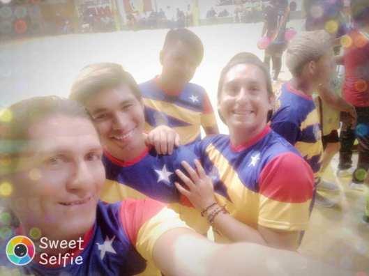 #Ecuador GLBTI en Huaquillas se integran en el deporte Diario El Diverso 2