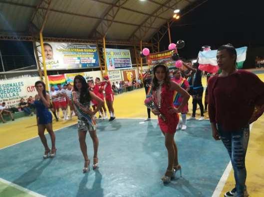 #Ecuador GLBTI en Huaquillas se integran en el deporte Diario El Diverso 7