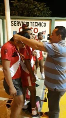 #Ecuador GLBTI en Huaquillas se integran en el deporte Diario El Diverso