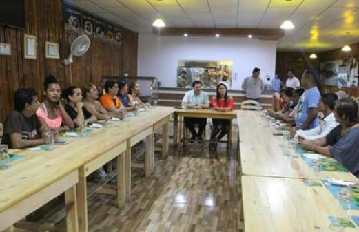 #Ecuador LGBT de Yaguachi se reunen con el Alcalde-Diario El Diverso Ecuador