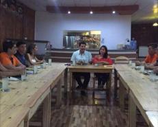 #Ecuador LGBT de Yaguachi se reunen con el Alcalde-Diario El Diverso Ecuador1