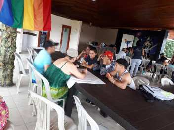 #Ecuador Santo Domingo trabaja en agenda de diversidad-Diario El Diverso Ecuador