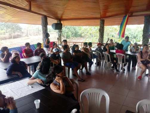 #Ecuador Santo Domingo trabaja en agenda de diversidad-Diario El Diverso Ecuador3