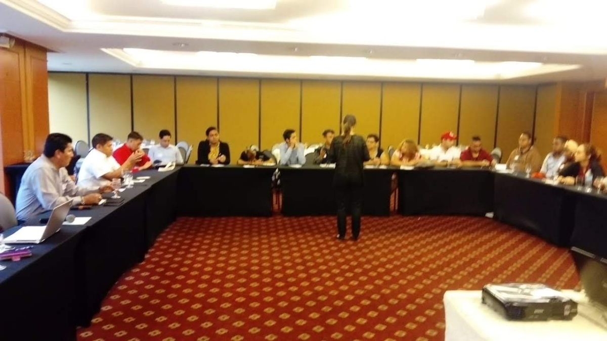 #Ecuador| La Asociación Silueta X trabaja en taller de VIH con UNFPA