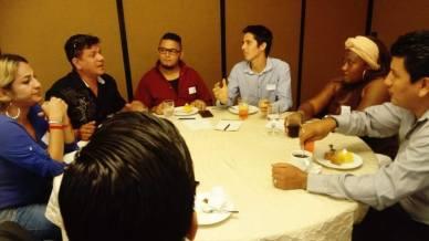 #Ecuador La Asociación Silueta X trabaja en taller de VIH con UNFPA-Diario El Diverso Ecuador 2