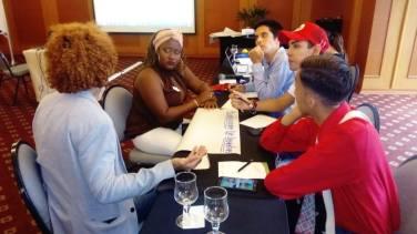 #Ecuador La Asociación Silueta X trabaja en taller de VIH con UNFPA-Diario El Diverso Ecuador 5